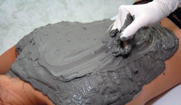 Голубая глина Алтая