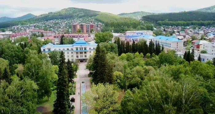 Достопримечательности Горно-Алтайска
