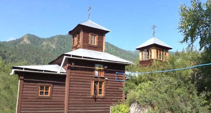 Монастырь в Чемале