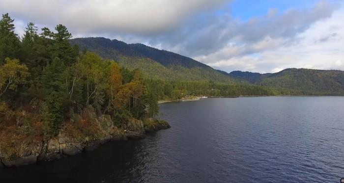 Телецкое озеро: достопримечательности