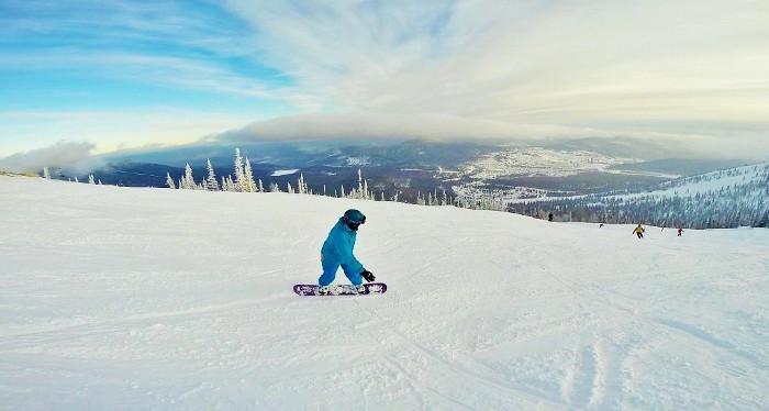Официальный сайт горнолыжного курорта Шерегеш